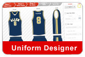 Custom Uniform Design Tool