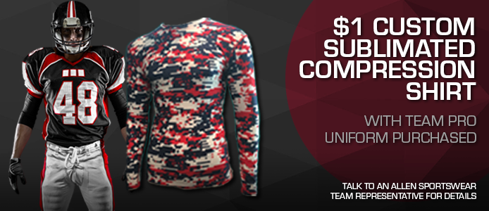 free sleeve and backpack with purchase of home and away uniform