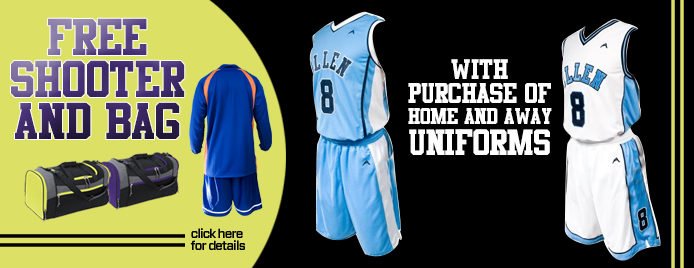 Basketball Uniform Packages 117