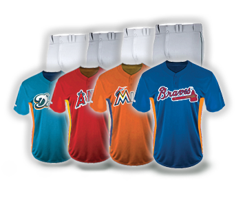 Official MLB Licensed Baseball Uniforms by Majestic