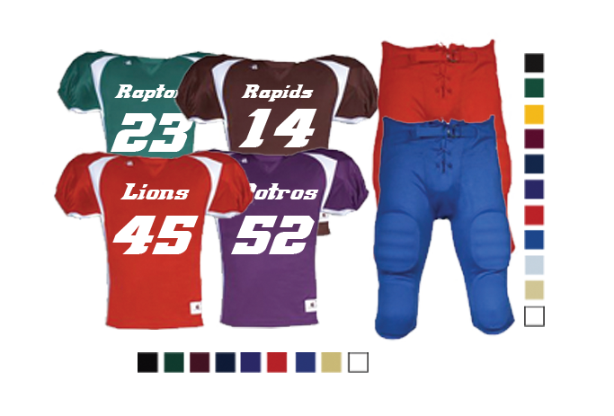 Youth Football Uniforms League Special