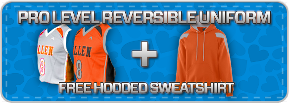 Free Hooded Sweatshirt at www.allensportswear.com/promos/basketball