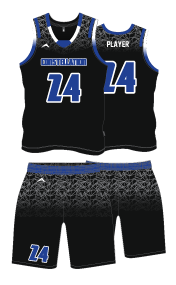 7694db6c121 Sublimated Basketball Uniforms - Allen Sportswear