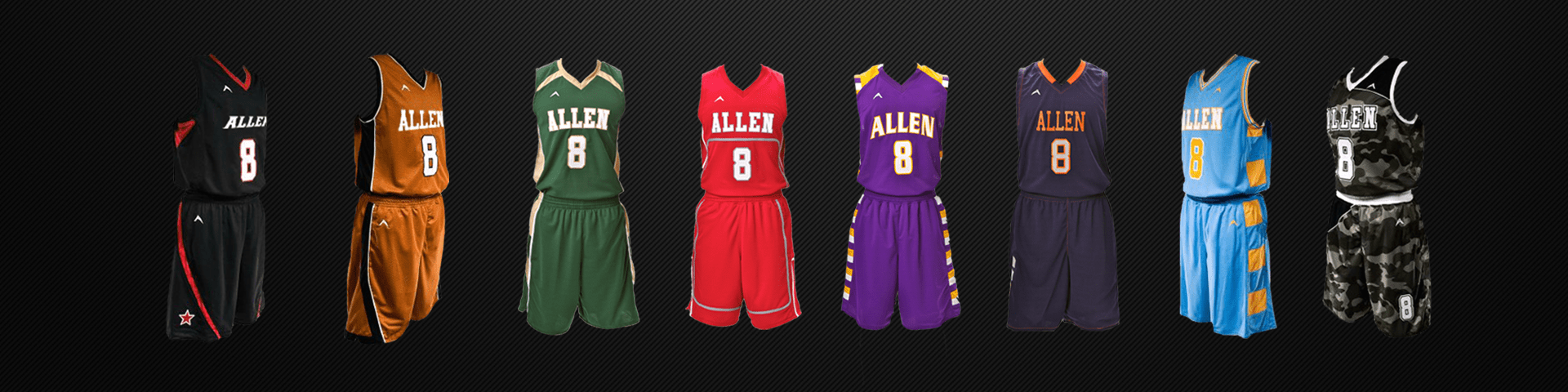 0b3bdb3c11e3 Custom Basketball Uniforms and Jerseys for Men