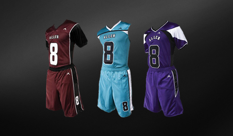 0003dc8d3 Custom Flag Football Uniform for Men and Kids Football Teams