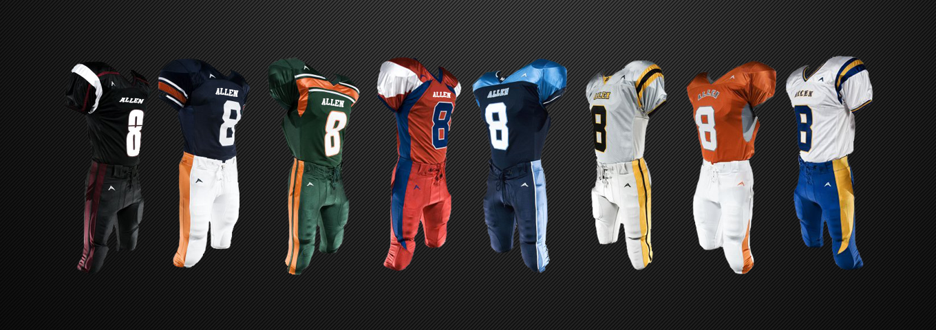 f4fb774a3 PRO FOOTBALL UNIFORMS PRO FOOTBALL UNIFORMS PRO FOOTBALL UNIFORMS ...