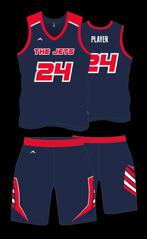 3091dcf4c Sublimated Basketball Uniforms - Allen Sportswear