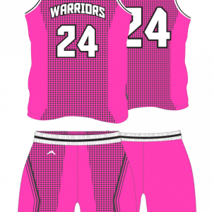 Image for Basketball Uniform Sublimated Warriors