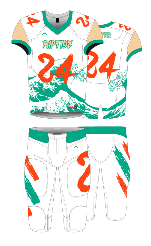 d70622b39ed7 Allen Sportswear - Adult and Youth Sublimated Football Uniforms