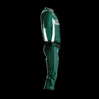 Custom Sublimated Baseball Uniform 200-side view