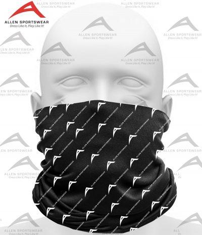 Allen Sportswear Poly Spandex neck Gaiter- Customizable