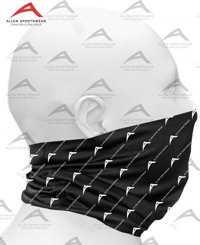 Allen sportswear poly spandex neck gaiter
