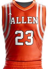 Image for Basketball Jersey Pro 252