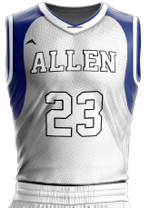 Image for Basketball Jersey Pro 266