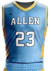 Image for Basketball Jersey Pro 275