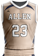 Image for Basketball Jersey Sublimated 508