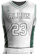 Image for Basketball Jersey Sublimated 510