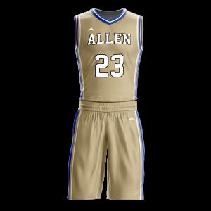 Image for Basketball Uniform Pro 207