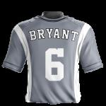 Baseball Jersey Pro 201 Back
