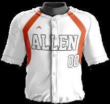 Baseball Jersey Pro 203
