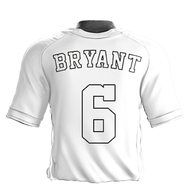 Baseball Jersey Pro 203 Back