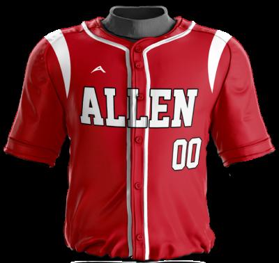 Baseball Jersey Pro 204