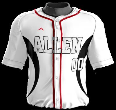 Baseball Jersey Pro 206