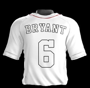 Baseball Jersey Pro 206 Back