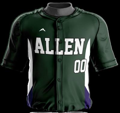 Baseball Jersey Pro 207