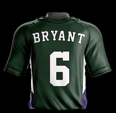 Baseball Jersey Pro 207 Back