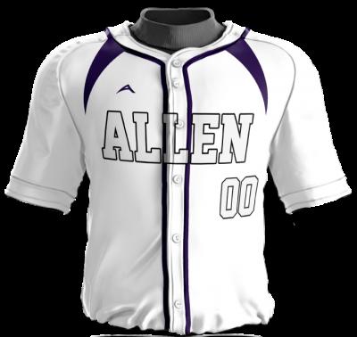 Baseball Jersey Pro 208
