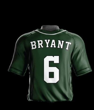 Baseball Jersey Pro 211 Back