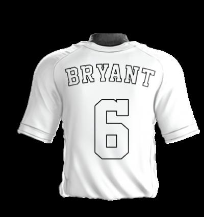Baseball Jersey Pro 213 Back