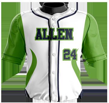 Baseball Jersey Pro 500