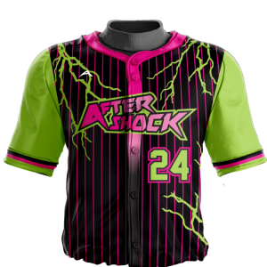 Image for Baseball Jersey Sublimated Aftershock