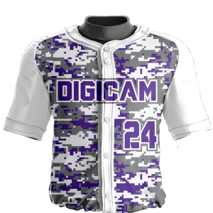 Image for Baseball Jersey Sublimated Digicam