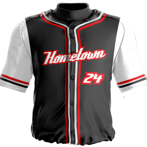 Image for Baseball Jersey Sublimated Hometown