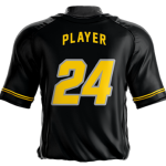 Baseball Jersey Sublimated Kings Back