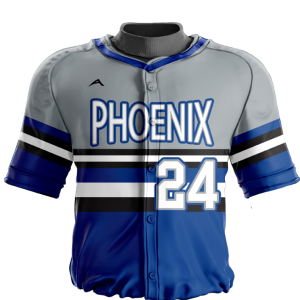 Image for Baseball Jersey Sublimated Phoenix