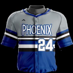 Image for Baseball Jersey Sublimated Phoenix