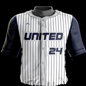 Image for Baseball-Jersey-Sublimated United