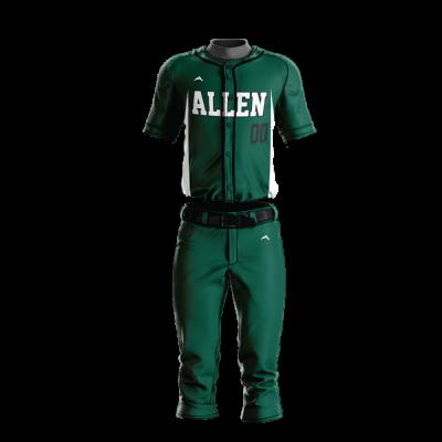 Baseball Uniform Sublimated 200