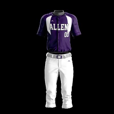 Baseball Uniform Sublimated 202