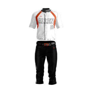 Image for Baseball Uniform Sublimated 203