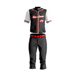Image for Baseball Uniform Sublimated Hometown