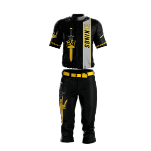 Image for Baseball Uniform Sublimated Kings