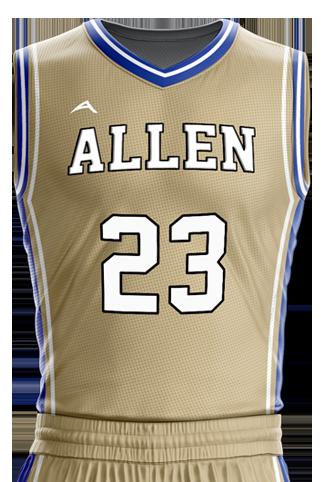 Basketball Jersey Pro 207