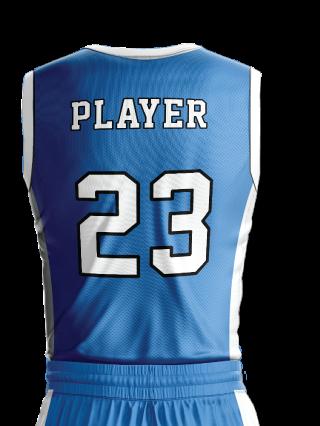 Basketball Jersey Pro 227 Back