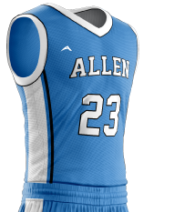 Basketball Jersey Pro 227 Side