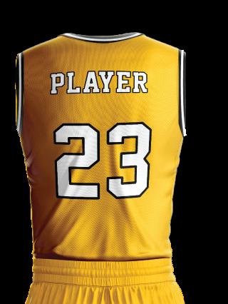 Basketball Jersey Pro 230 Back